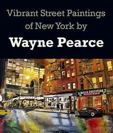 wayne vibrant street paintings of new york city