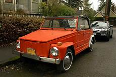 Parked Cars 1972 Volkswagen Thing