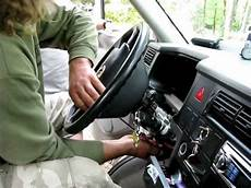 vw t4 d 233 montage airbag