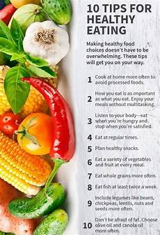 10 tips for healthy eating dietaware ironinmyblooddotcom