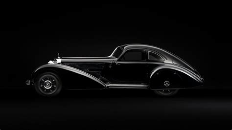 Black Classic Car Wallpapers