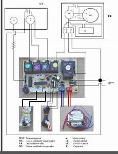solucionado instalar una placa electronica universal a un split gp s362c yoreparo