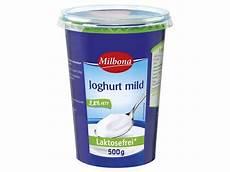 Rechtsdrehender Joghurt Aldi - milbona laktosefreier joghurt mild 3 8 fett lidl de