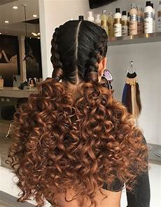 Curly Hairstyles With Braids 25 worth trying curly hairstyles with braids haircuts