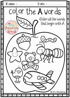 alphabet worksheets for preschool 23558 free alphabet letter of the week a teaching grade preschool worksheets kindergarten