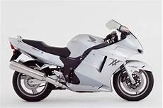 1996 2007 Honda Cbr 1100 Xx Blackbird Top Speed