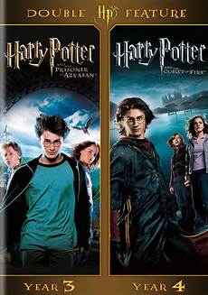 best buy harry potter feature year 3 year 4 dvd