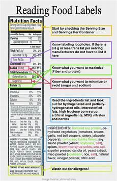 reading nutrition labels worksheet high school b devki