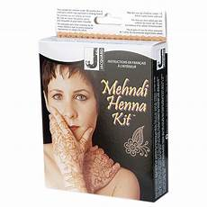 mehndi henna jacquard temporary tattoo kit 1 each