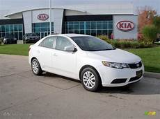 kia forte white 2012 snow white pearl kia forte ex 55101650 photo 2