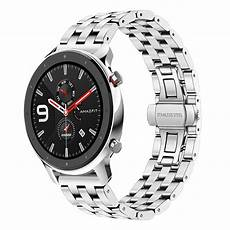 Bakeey Steel Band Amazfit by Bakeey 22mm Stainless Steel Release Band For