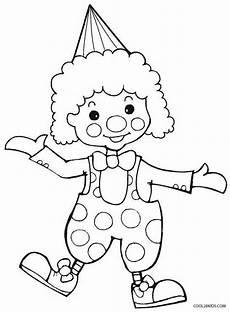 Malvorlagen Kinder Grundschule Druckbare Clown Malvorlagen F 252 R Kinder Cool2bkids