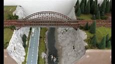 Brücke Selber Bauen - modellbahn spur n 1 160 teil 18 modul quot br 252 cke quot no 4