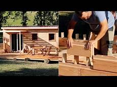 come costruire una in legno 48 ore per costruire questa casa il segreto mattoni