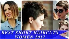 best short haircuts women 2017 youtube