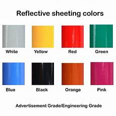 self reflection paper scotchlite reflective sheeting competitor engineering grade reflective