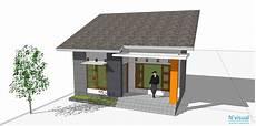Contoh Gambar Desain Rumah 5x6 Informasi Desain Dan Tipe