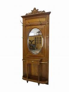 garderobe wandgarderobe flurgarderobe antik um 1880 eiche