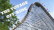 the voyage off ride holiday world 2017 youtube