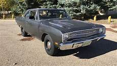 ratty car 1969 dodge dart 340 4 speed barn