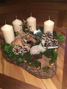 Deko Weihnachten Baumscheiben Deko Weihnachten Deko