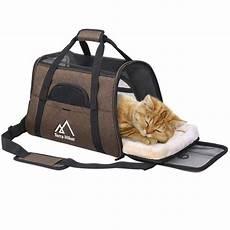 sac de transport pour chat avion top transport pour chats selon les notes fr