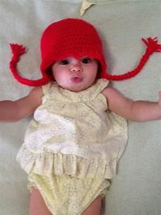 Free Crochet Hat With Braids