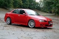 2004 Alfa Romeo 156 Gta Am Images Specifications And