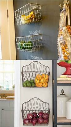 20 creative diy produce storage solutions to keep fruits and veggies fresh diy crafts