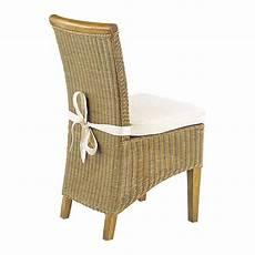 galette de chaise et coussin d assise 233 cru