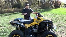 2012 Can Am Renegade 1000 X Xc Overview