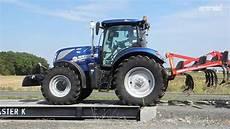 vidéo de tracteur essai comparatif de pneus de tracteur agricole vf contre pneus standards