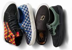 look at the upcoming vans x harry potter collab