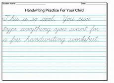 homeschool parent free handwriting printing practice worksheets