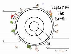 layers of the earth worksheets 14425 earth label pdf worksheet earth