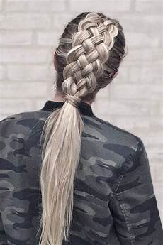 double french braid hairstyle pictures photos and images