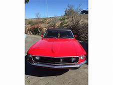 Classic Ford Mustang For Sale On ClassicCarscom  1603