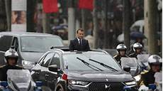 Voiture Pr 233 Sidentielle Emmanuel Macron Circulera En