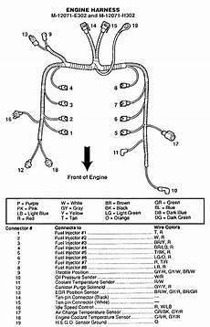 87 mustang gt o2 wiring harness diagram pulling codes 1989 mustang 5 0 ford mustang forum