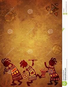 Afrikanische Muster Malvorlagen Gratis Afrikanische Nationale Muster Stock Abbildung