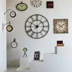horloge murale originale horloge murale 60cm de diam 232 tre myron horloges
