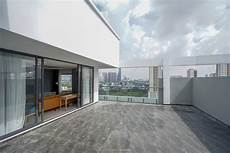 3 takes on modern apartment riveting 3 bedroom flat with terrace in hcmc