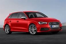 Audi A3 Sportback Maße - debutto estivo per le audi s3 e s3 sportback