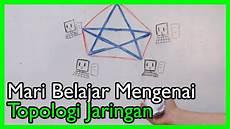 mari belajar mengenai topologi jaringan youtube