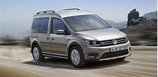 vw caddy 3 volkswagen caddy alltrack revealed photos 1 of 3