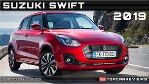 2019 SUZUKI SWIFT Review Rendered Price Specs Release Date