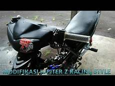 Modifikasi Jupiter Z Road Race Harian by Modifikasi Jupiter Z Racing Buat Harian Dan Kontes