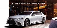 2019 toyota lexus 2020 lexus ls luxury sedan lexus