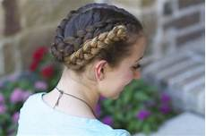 easy fold up braids back to school hairstyles cute girls hairstyles