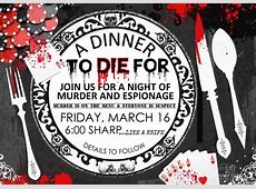Murder Mystery Party: All the Details and the Coolest Wine